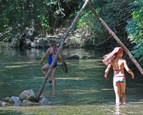 jeux-riviere-camping-dordogne